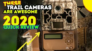 Best Trail Cameras 2017 & 2018 - best game cameras review