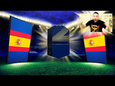 MI PRIMER TOTY IN A PACK !!!! INCREIBLE MEDIA 97 | LA SUERTE EN LOS SOBRES de FIFA 18 !!!