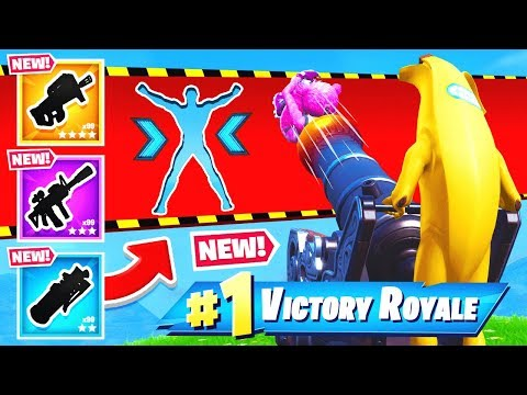 Can YOU *SURVIVE* the CANNON in Fortnite!