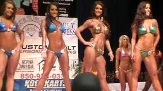 Repeat youtube video 2012 Panhandle Showdown Bikini Class A