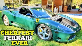 here-s-how-much-it-cost-to-buy-and-rebuild-a-cheap-salvage-ferrari