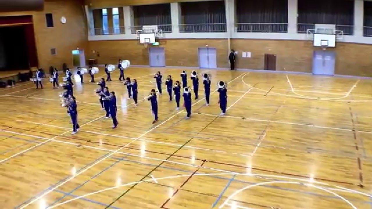 福島県福島市立野田小学校マーチ...