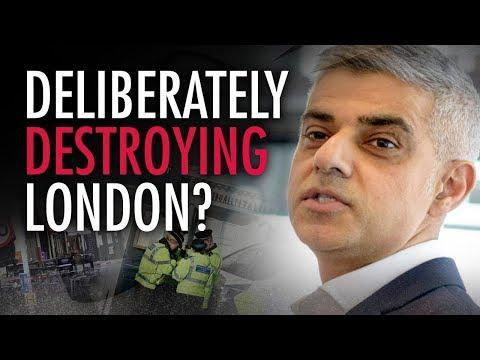 Is Mayor Sadiq Destroying London on Purpose? | Jack Buckby