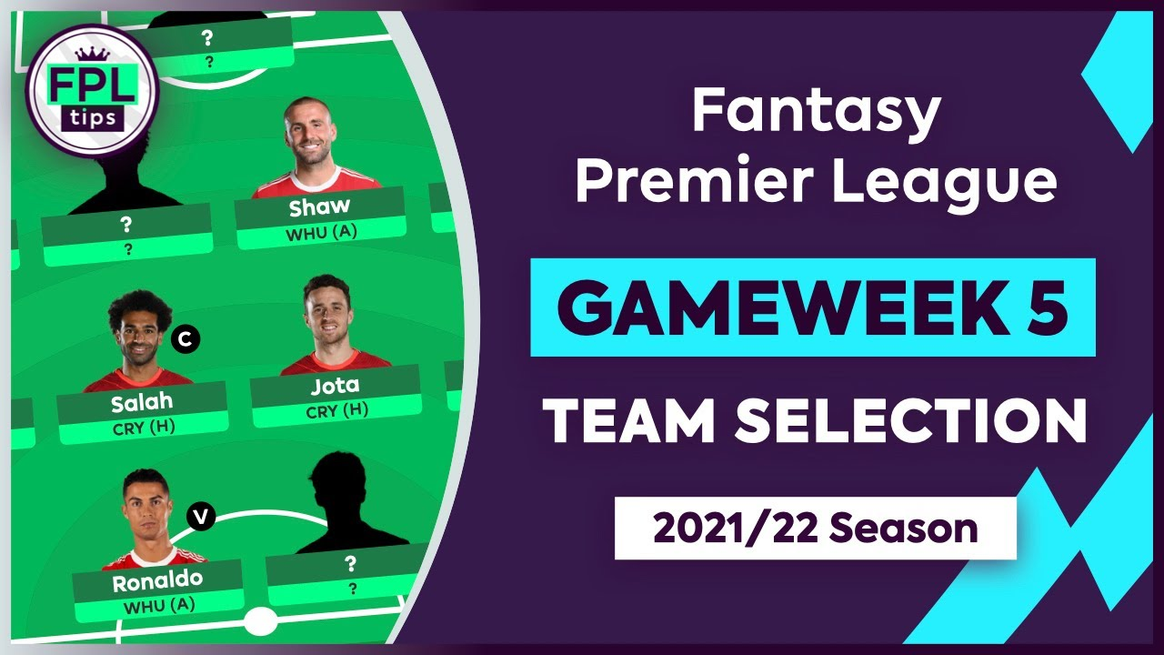 FPL GW5: TEAM SELECTION | Antonio: Bench or Sell? | Gameweek 5 | Fantasy Premier League 2021/22 Tips