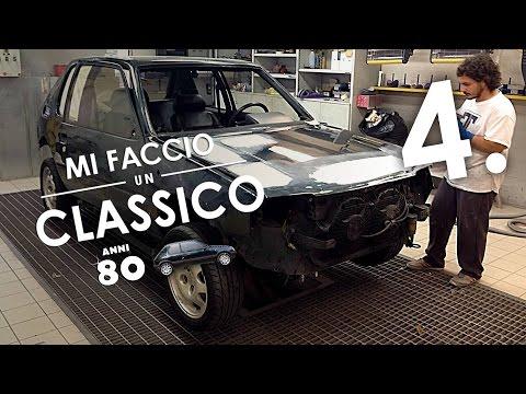 Peugeot 205 1.9 GTi | Così l'abbiamo rimessa a nuovo! #MIFACCIOUNCLASSICO [4/5]