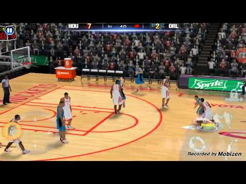 Ally Oops And Dunk NBA 2k14 In Android