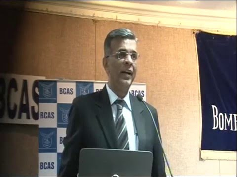 Lecture Meeting On Success in CA Exams By Nilesh Vikamsey Chartered Accountant-19/03/2014