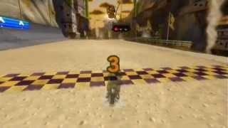 Mario Kart Wii - Wario's Gold Mine World Record: 00:32.818 by MrBean35000vr