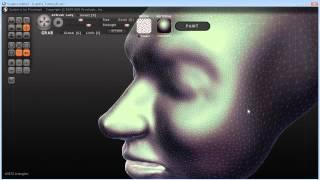 Sculptris Basics Tutorial - Female Head 2