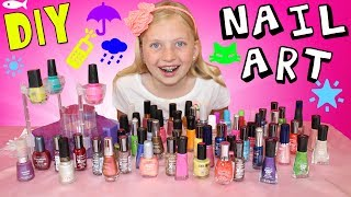 Project MC2 DIY Nail Art! thumbnail