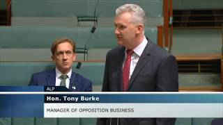 Don't apologise for racism - TONY BURKE