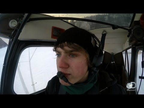 Young Pilot Scouts in Remote Wilderness | The Last Alaskans