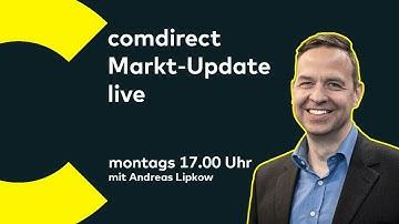 Stürmische Börsen-Zeiten: comdirect Markt-Update 18.05.2020