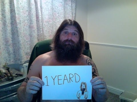 Year Of The Beard 365 Days No Shave Or Hair Cut The