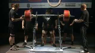 Чемпионат мира по пауэрлифтингу IPF (в.к. 120+ кг)