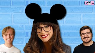 Abelina Sabrina Knows All of Disney's Secrets - The Gus & Eddy & Sabrina Podcast