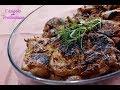 Cosce di pollo preparazione casalinga per cottura alla griglia