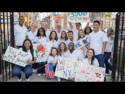 Northwell Health Nurse Choir's journey to America's Got Talent
