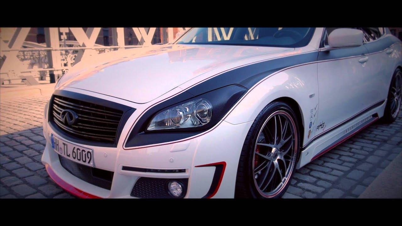 Infiniti M35 Nissan Fuga 2017
