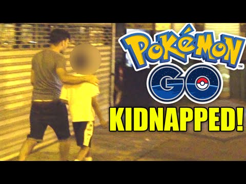 POKEMON GO KIDNAPPING EXPERIMENT
