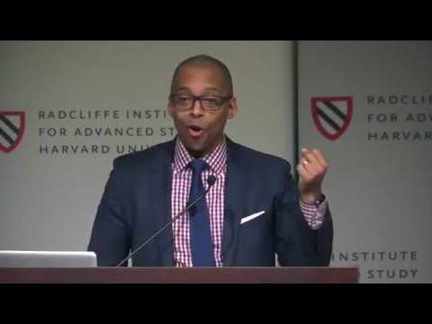 Khalil Gibran Muhammad   How Numbers Lie    Radcliffe Institute