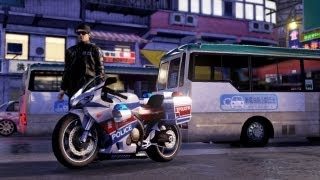 Sleeping Dogs Law Enforcer Pack