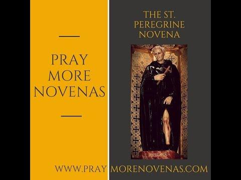 Day 1 - The St. Peregrine Novena   2018