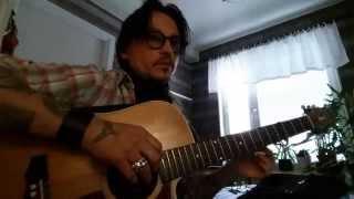 Johnny Depp look alike Radiohead - Creep .約翰尼·德普唱歌?