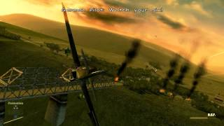 Blazing Angels: Squadrons of WWII Part 2: Retreat to Dunkirk