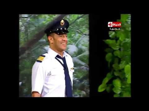 تياترو مصر - مسرحية ' الطائرة المفكوكة ' بتاريخ 2-5-2014
