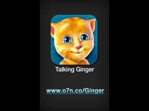 GLOBAL DEFAULT Talking Ginger app http://o7n.co/Ginger