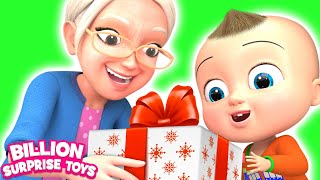 Help Our Grandparents | Learn with BST Nursery Rhymes & Kids Songs