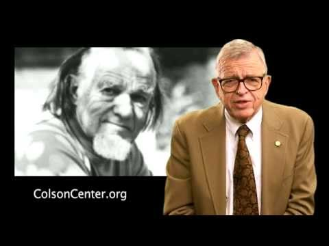Image result for chuck colson francis schaeffer