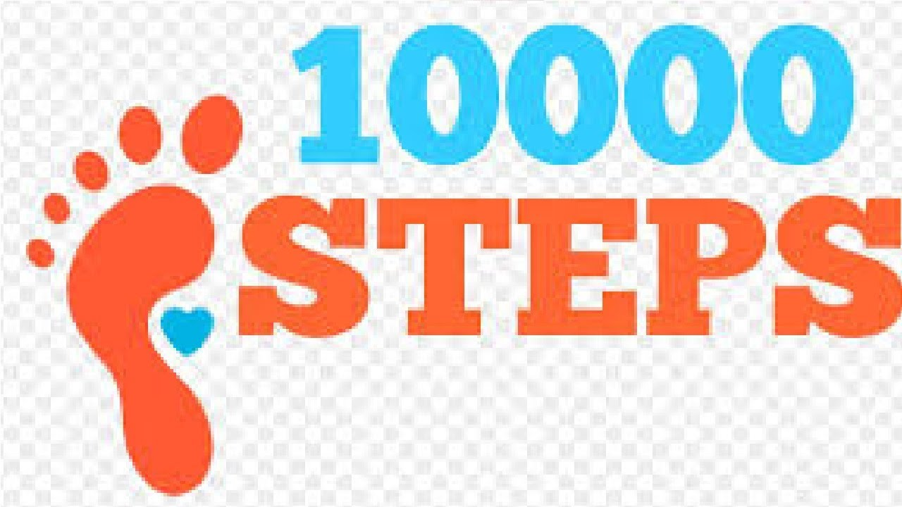 how long does it take to walk 10000 steps