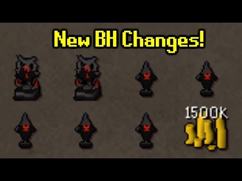 Making So Much Profit Off The New Bounty Hunter Update! [Old School Runescape]