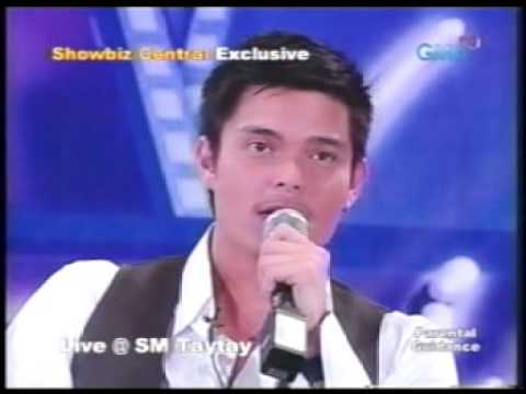 Showbiz Central: Don't Lie To Me (Dingdong Dantes) [7.7 ...