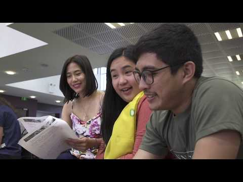 Why Filipino Students Chose To Study At ECU