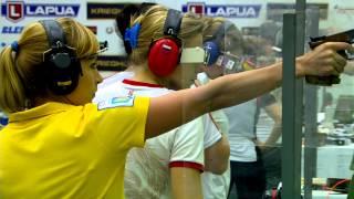 Чемпионат Европы - 2015. Стандартный малокалиберный пистолет, женщины (трансляция НТВ-Плюс)(, 2015-07-24T15:47:53.000Z)