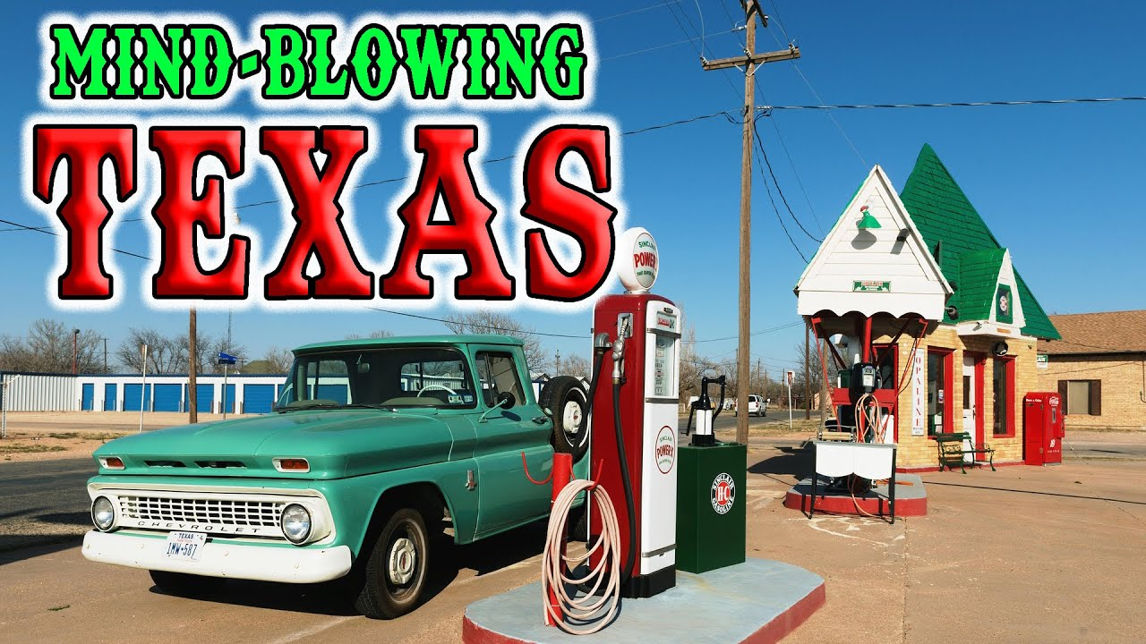 Download 10 Mind-Blowing Facts about Texas. Amazing Texas.