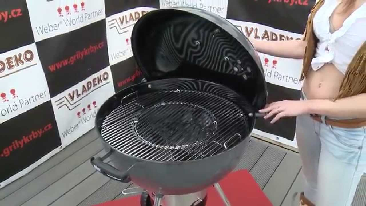 Weber Holzkohlegrill Master Touch Gbs 57 Cm : Weber 57 gbs