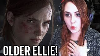 The Last of Us Part II Trailer - REACTION!