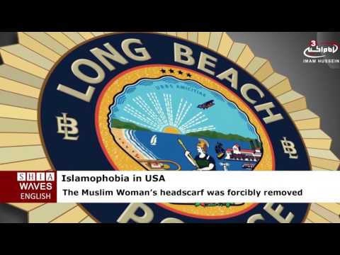 US Muslim woman sues police for removing her headscarf