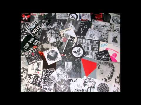 ANARCHO-PUNK CLASSICS & RARITIES MIX by CHRIS LOW