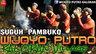 Jaranan Wijoyo Putro Kaloran Village Suguh Pambuko || Traditional Dance Of Java