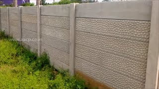 buy concrete fence panels post diy(, 2017-10-08T11:12:23.000Z)