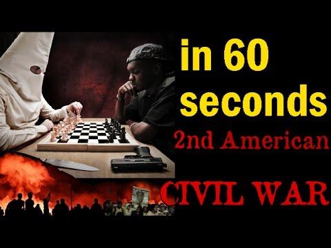 In 60 Seconds - 20 Second American Civil War