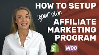 Best Affiliate Marketing App for Shopify, WooCommerce or Squarespace