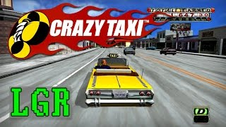 LGR - Crazy Taxi - PC Game Review