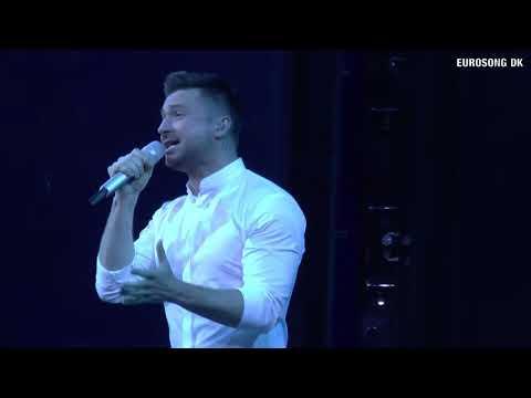 ШОК!!! Полное выступление Сергея Лазарева На Евровидении. Репетицию Слили В Сеть!
