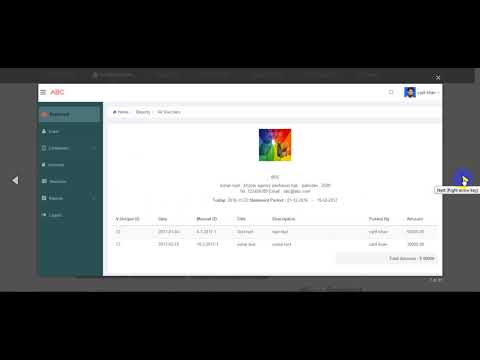 Free Download GLASY - General Ledger Accounting System - YouTube